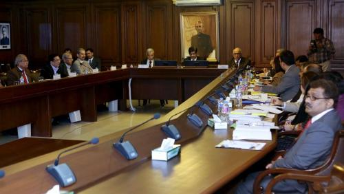 Meeting of SEF Board of Governors (BoG)