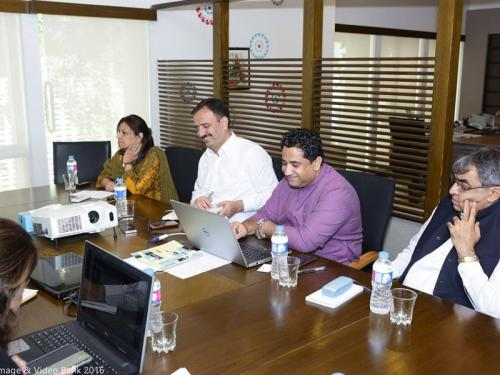 PPRS Progress Review Meeting with World Bank Mission